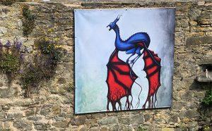 """Kunstwettbewerb """"Open Air Galerie""""- Erfolgreiche Teilnahme"""